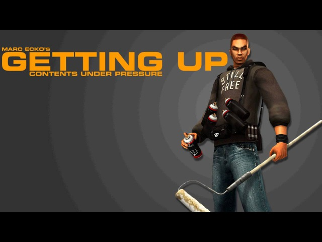 Marc Ecko's Getting Up: Contents Under Pressure OST - Nine Songs Compilation