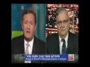 Sheriff Joe Arpaio Smacks Down CNN Piers Limey Morgan
