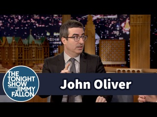 John Oliver's Wife Rapped with LL Cool J in an Airport