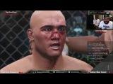 11 minutes GAMEPLAY EA SPORT UFC 2