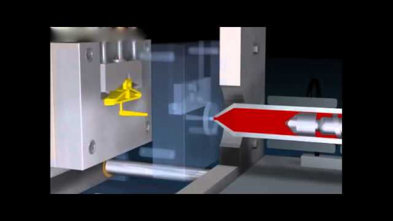 The Metal Injection Moulding Process