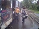 Осторожно!!! Водитель девушка на автобусе!
