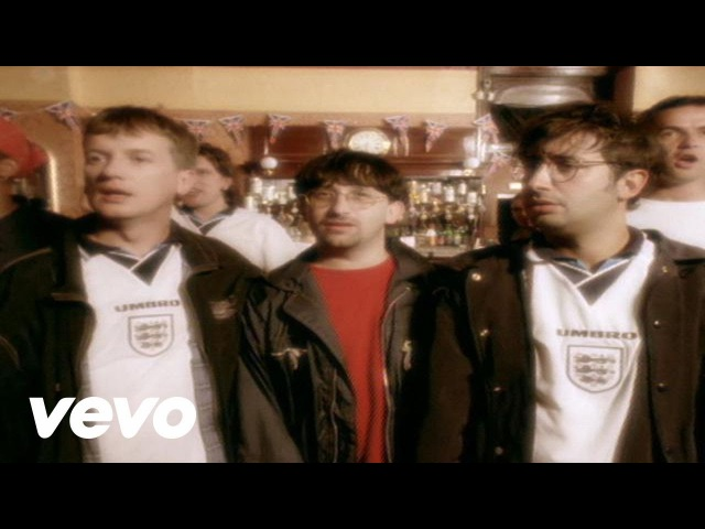 Baddiel Skinner Lightning Seeds – Three Lions (Football's Coming Home)