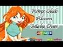 Winx Club - Winx Bloom MakeOver - Dress Up Games