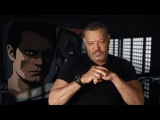 Batman V Superman Perry White Behind The Scenes Interview - Laurence Fishburne