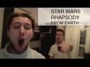Queen - STAR WARS Rapsody (Joke-cover from RUSSIA) (not PUTIN)
