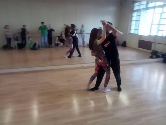 Ipanema dance studio, demo