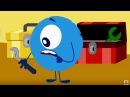 Твой друг Бобби Папины инструменты Мультик для детей малышей от 0