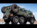 Russian armored military vehicles, off road 4WD army trucks 2016, 2017