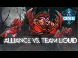 Alliance vs. Team Liquid ESL One Frankfurt 2016 Dota 2