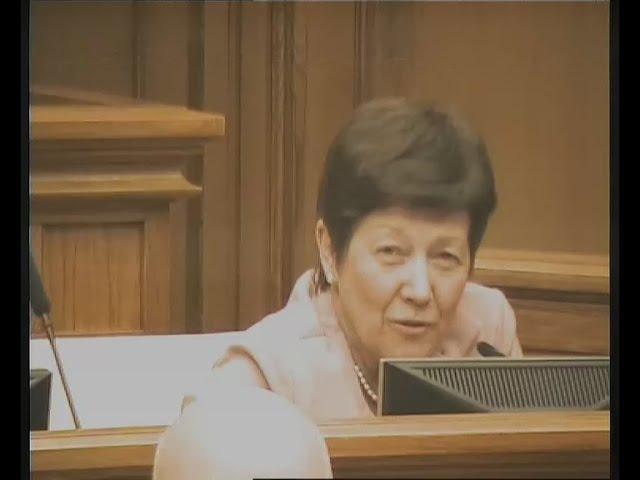 Еремейцева выяснила у министра половина щёлковцев не платят квартплату