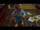 Мой братишка Андрюша танцует!