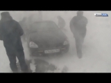 Трасса Оренбург-Орск