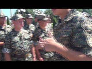 Призыв 2-2015, Акмолинская область, в/ч 28237