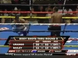 2009-08-28 Randall Bailey vs Juan Urango (IBF World super lightweight title)