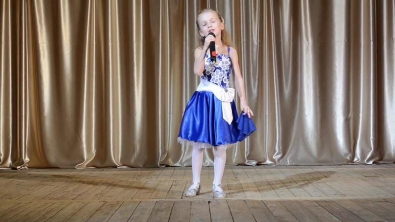 Катя Грачёва - Дедушка (участие в интернет конкурсе)