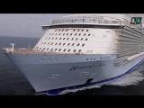 Самое большое пассажирское судно в три раза больше «Титаника»