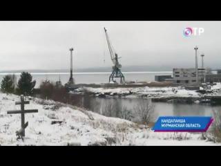 Малые города России_ Кандалакша - здесь построили первую в стране подземную ГЭС
