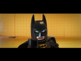 Лего Фильм: Бэтмен / The Lego Batman Movie.Трейлер #2 (2017) (HD)