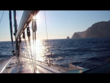 Путешествие на Яхте LIRA