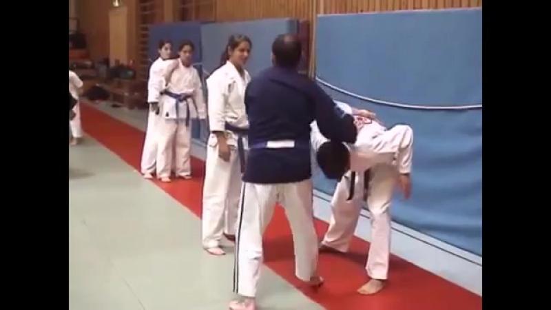 Ju Jitsu Soke Robert Clark - Shike Giacomo Spartaco Bertoletti