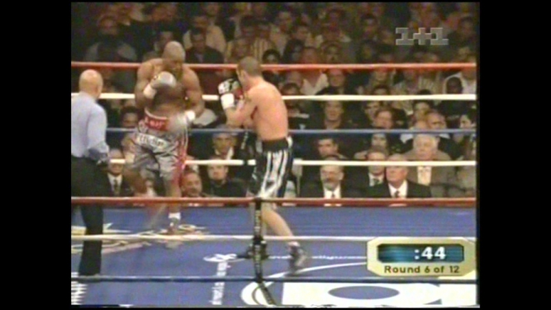 Bernard Hopkins vs Joe Calzaghe / Бернард Хопкинс - Джо Калзаги (Гендли ст)