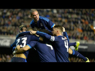 Малага 1:1 Реал Мадрид | Чемпионат Испании 2015/16 | ОБЗОР МАТЧА 21.02.16