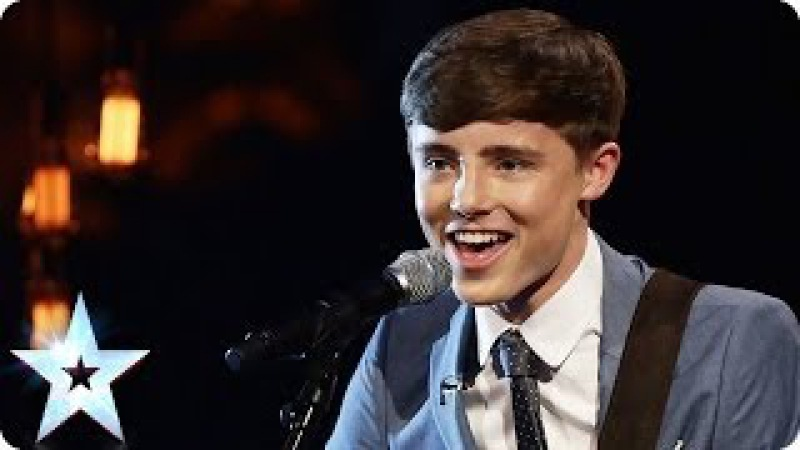 James Smith sings Otis Redding's Try a Little Tenderness | Britain's Got Talent 2014 Final