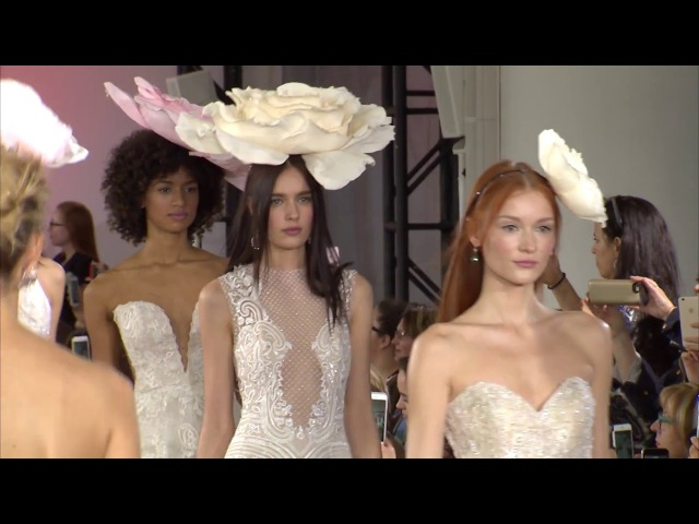 Ines Di Santo Spring 2017 Couture Collection