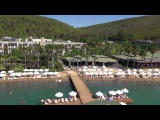 Crystal Greenbay Resort SPA Bodrum - Airkopter Hava Çekimleri