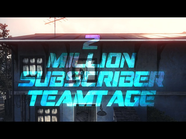 FaZe 2 Million Subscribers Teamtage by Gumi
