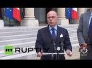 Франция: Более 2,500 человек подал заявку на вступление в военные резервы последние 10 дней - Казнев