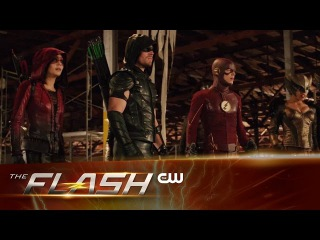 The Flash | The Flash & Arrow Extended Crossover Trailer | The CW