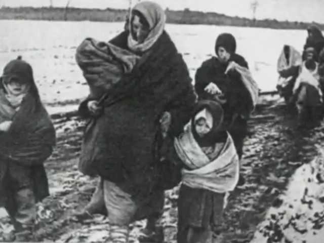 23 февраля - депортация чеченцев и ингушей