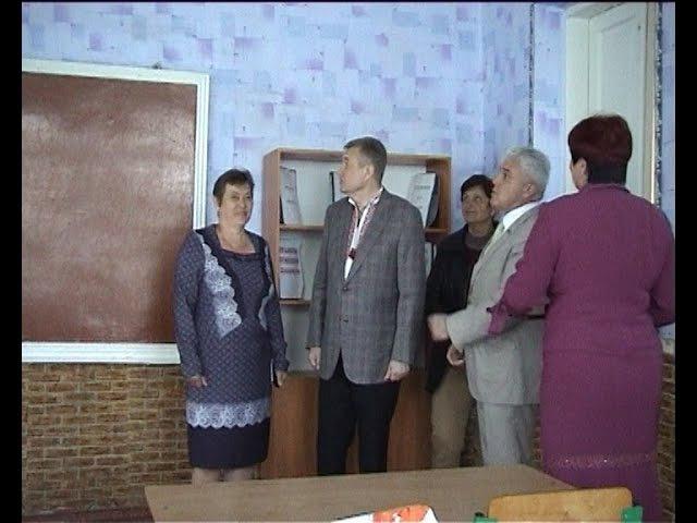 Робоча поїздка С. Чернова на Красноградщину (19.05.16)