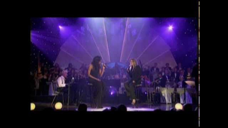 Natalie Cole Diana Krall - Better than anything (Ask a woman who knows Live)