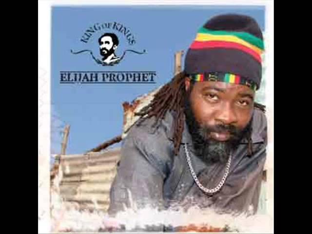 Elijah Prophet Piece Of Ganja