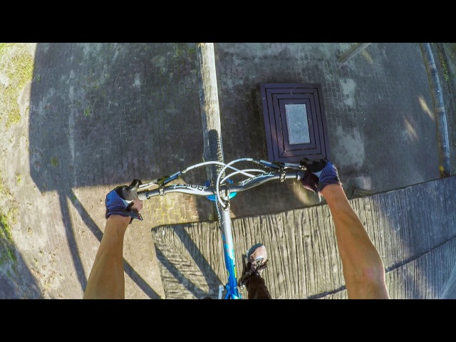 GoPro: Epic Bike Trials at the Park