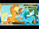 Борьба и есть Магия Fighting is Magic  MLP My Little Pony