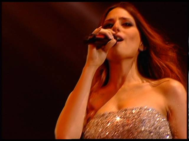 Hiba Tawaji – Desert Rose by Sting (Live at Byblos 2015)