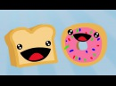 The Breakfast Foods Song - Baby Songs/Children Nursery Rhymes/Educational Animation Ep46