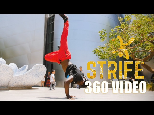 360 VIDEO Bboy Crew L.O.D.B. (Last Of The Dying Breed) | STRIFE 360