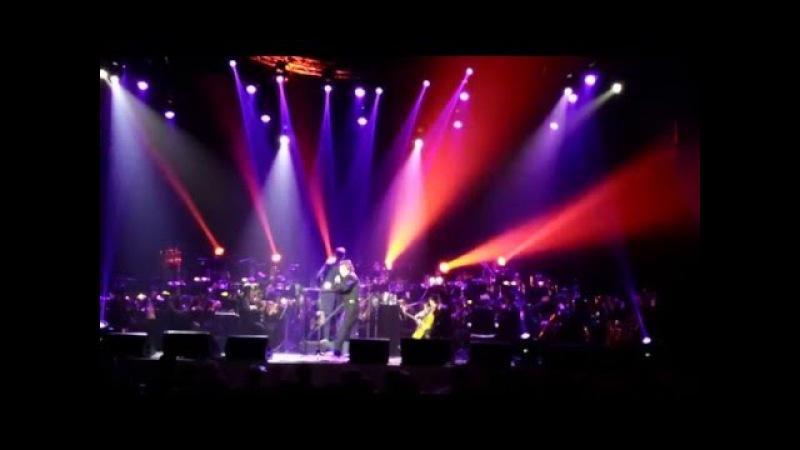 Raphael - Auditorio Mar De Vigo - En Carne Viva (11-03-2016)