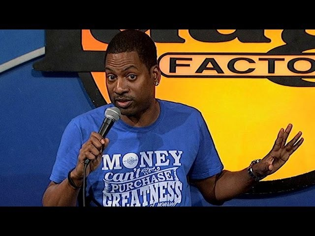 The Whitest Thing Ever | Tony Rock | Stand-up Comedy