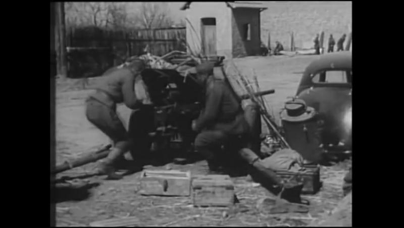 Rudá armáda v boji o Brno - Красная Армия в боях за Брно 26.4.1945