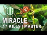 Miracle Windranger 17-1 OG vs MVP Starladder i-League Invitational Dota 2