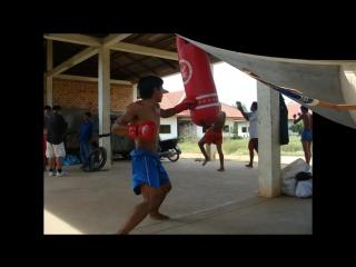 Кхмерский бокс, тренировки Khmer Boran(1)