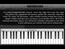 Tutorial 01 Tones Semitones and Intervals