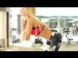 ТОП 5 лучших упражнений для бедер и ягодиц от Екатерины Усмановой Workout  Будь в фо...