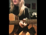 Ellie Goulding - The Lakes Of Canada (Cover The Innocence Mission). Part 2